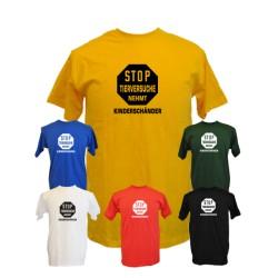 Stop Tierversuche