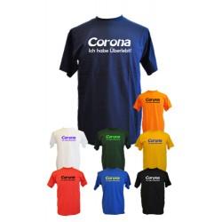 Corona Ich habe Überlebt